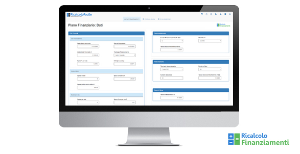 Software for Finanziamenti online